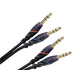 Monster MDJM4M Cable Pr 1/4 X 1/4 13.1Ft