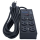 Furman SS6B 6 Outlet Power Block Surge Protector