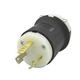 Twist Lock Male 20 Amp/125Volt - 3 Wire