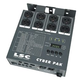 Elation Cyber Pack 4 Ch DMX Midi Dimmer Pack