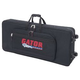 Gator GK76 Keyboard Case Semi-Hard With Wheels