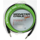 Monster S100S10 Speaker Cable 1/4 X 1/4 10Ft