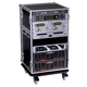 Road Ready RR18UAD Delux 18 Space Amp Rack       *