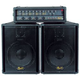 Squier 4 Ch PA System With 10-Inch Speakers      +