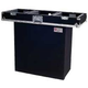 Odyssey 28 X 21 Carpeted Rack Stand-Black        +