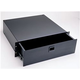 Hardware 3 Space Locking Heavy Duty Rack Drawer  +