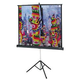 Dalite 84 Matte White Tripod Video Screen        +