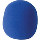 On-Stage ASWS58-BLUE Large Blue Mic Windscreen