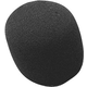 On-Stage ASWS58-B Large Black Mic Windscreen
