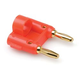 MDP Banana Connector - RED