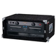 Odyssey CRE04 Carpeted 4 Space Amp Rack Case