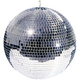 ADJ American DJ 20-Inch Glass Mirror Ball w/ Hook