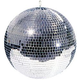 ADJ American DJ 16-Inch Glass Mirror Ball with Hook