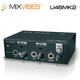 Mixvibes U46MKII 4In/6Out USB Audio DJ Interface