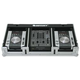 Odyssey DJ Coffin for 10-Inch Mixer & (2) CD Players