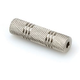 Hosa 1/8-Inch Coupler Female to Female Cable Adapter