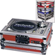 Odyssey Turntable Case For The Sl1200-Red