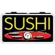 Tecart SUSHI 13 X 24 Lighted Sign
