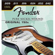 Fender Orig 150s Guitar Strings L PNKWND 9-42