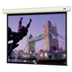 Dalite 72 Matte White Electric Video Screen      +