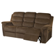 New Classic Miranda Dual Recliner Sofa in Chocolate 20-334-30C