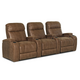 Klaussner Showcase Reclining Home Theater Sofa