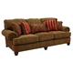 Jackson Belmont Sofa in Umber 4347-03 CODE:UNIV20 for 20% Off