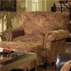 Jackson Oxford Accent Chair in Merlot 70727