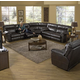 Catnapper Nolan 3-PC Power Recline Sectional Living Room Set