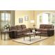 Homelegance Bernard Living Room Set in Brown