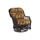 Lane Venture Camino Real High Back Swivel Glider Lounge Chair 522-86