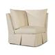 Lane Venture WeatherMaster Outdoor Upholstery Elena Square Corner 825-16