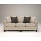 Milari Sofa in Linen 1300038