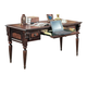 Parker House Huntington Writing Desk in Vintage Pecan HUN#485