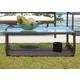 Skyline Design Plank Coffee Table in JB Chocolate 22984