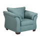 Darcy Living Room Chair in Sky 7500620