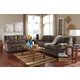 Julson 3-Piece Contemporary Living Room Set in Cafe