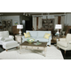 Kincaid Weatherford 3pc Occasional Table Set in Cornsilk