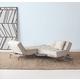 Innovation Living Dublexo Deluxe Living Room Set in Light Wood