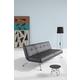 Innovation Living Clubber Living Room Set in Chrome