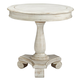 Mirimyn Round Accent Table in White T505-106