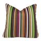 Aria Designs Leather Accent Pillow L22TP-1502P