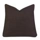 Aria Designs Leather Accent Pillow L22TP-1507P