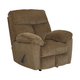 Hector Rocker Recliner in Caramel 9790325