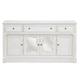 Magnussen Laurel Garden Console in Soft White E3272-05