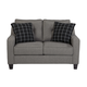 Brindon Loveseat in Charcoal 5390135