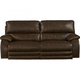 Catnapper Sheridan Power Headrest Lay Flat Reclining Console Loveseat in Chocolate CLEARANCE CODE:UNIV20 for 20% Off