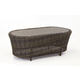South Sea Outdoor Barrington Coffee Table in Chestnut 77744