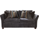 Jackson Furniture Brighton Loveseat in Graphite CODE:UNIV20 for 20% Off