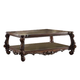 Acme Versailles Coffee Table Cherry Oak 82120
